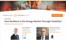 Reuters Events Discuss the Resilience of the Energy...